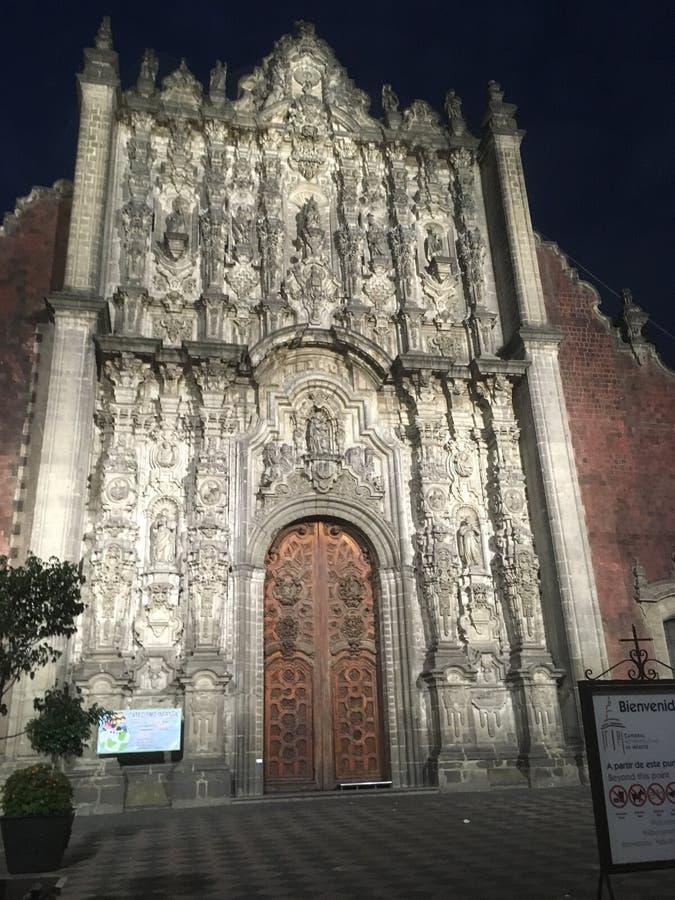 Catedral zdjęcie royalty free