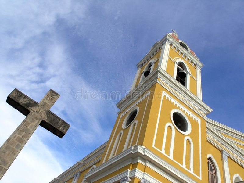 Download Catedral imagen de archivo. Imagen de colores, capital - 1281659