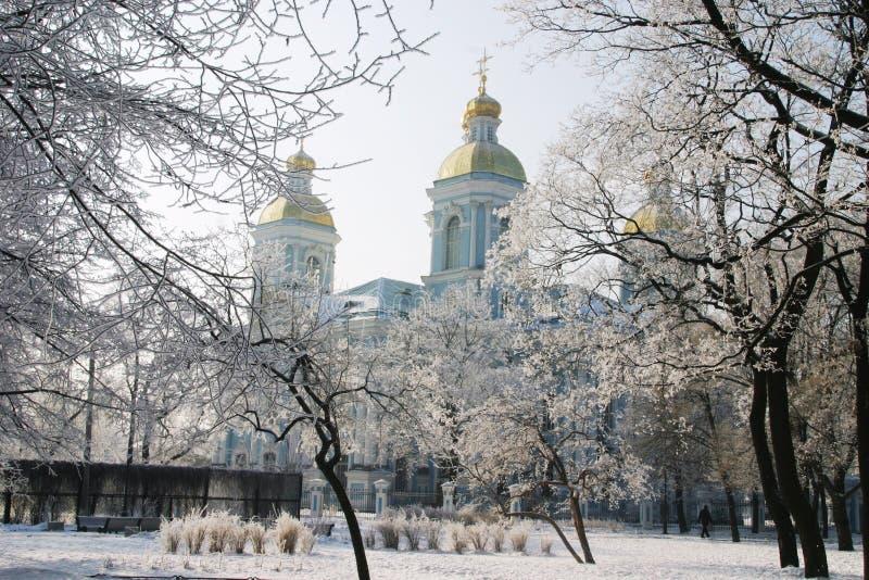 Catedral 4 de Nikolsky imagem de stock royalty free