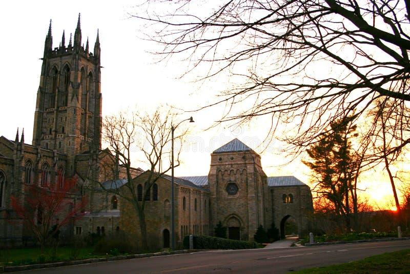 Catedral fotografía de archivo