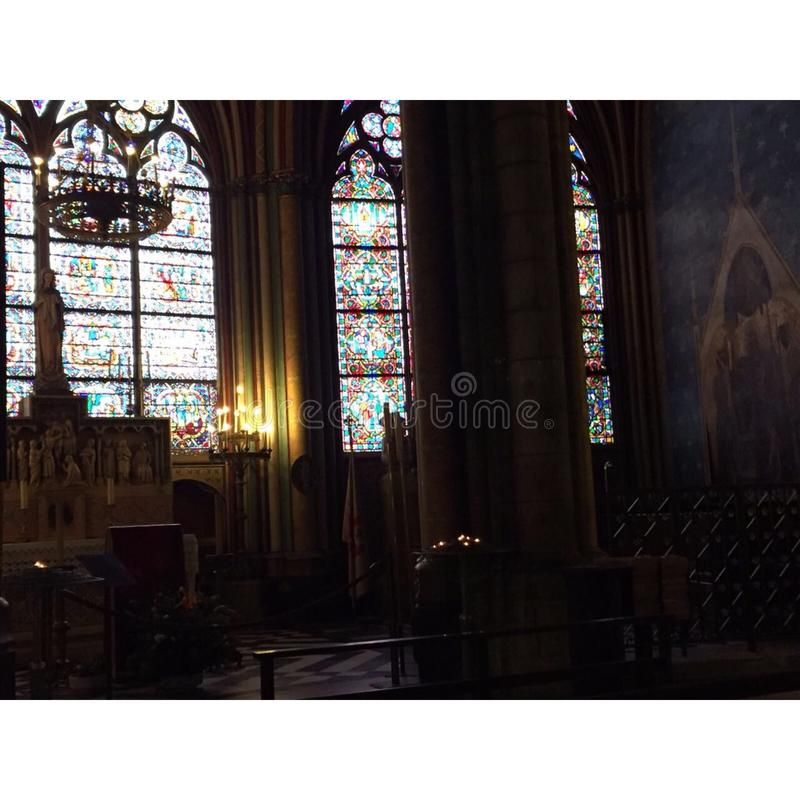 Catedral fotografia de stock royalty free
