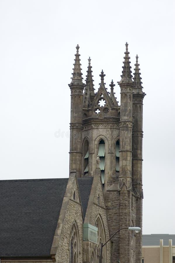 Catedral Adornada Imágenes de archivo libres de regalías