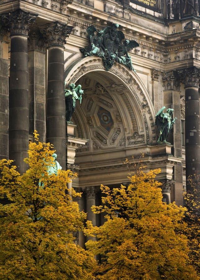 Catedral alemão em Berlim imagem de stock royalty free