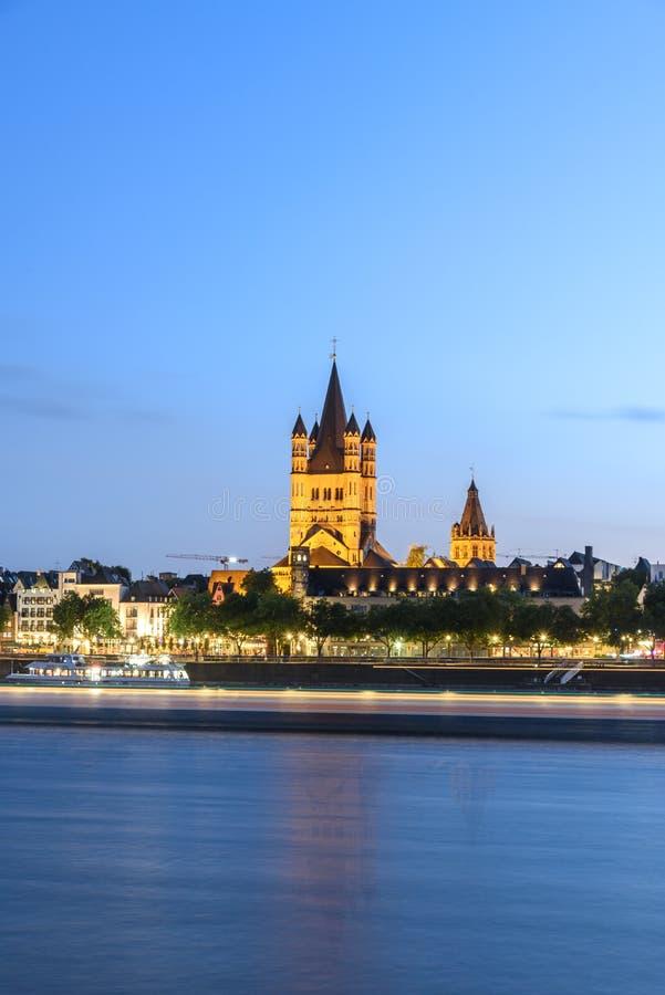 Catedral Alemania de Colonia foto de archivo libre de regalías