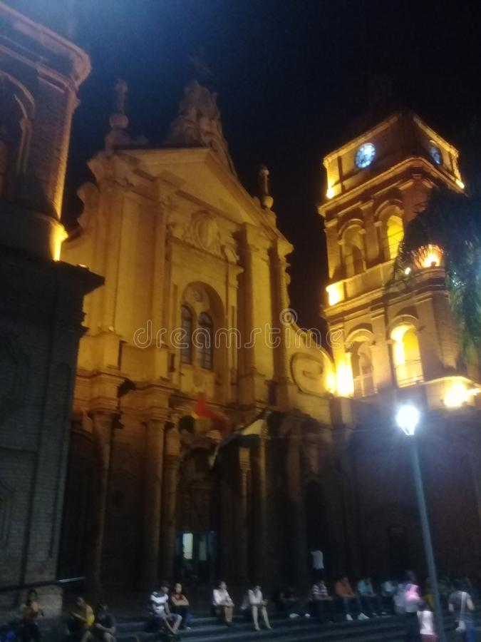 Catedral stock image