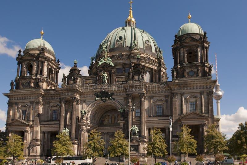 Catedral Berlín - Dom del berlinés, Alemania imágenes de archivo libres de regalías