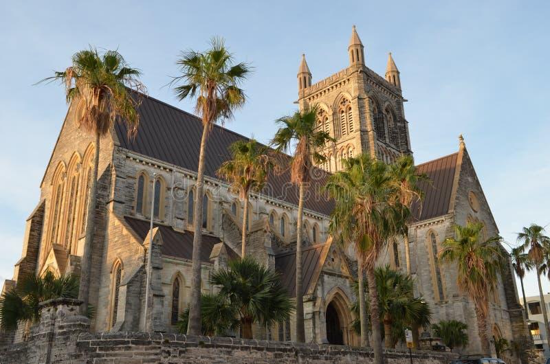 Catedral, Bermuda foto de stock