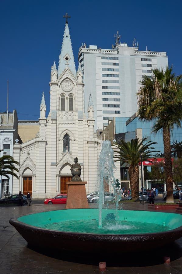 Download Catedral blanca foto editorial. Imagen de south, despejado - 41900356