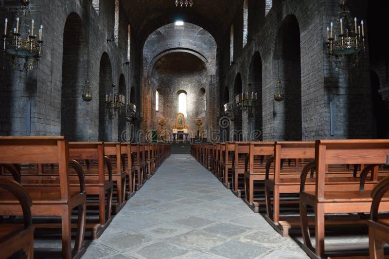 Catedral católica imagen de archivo libre de regalías