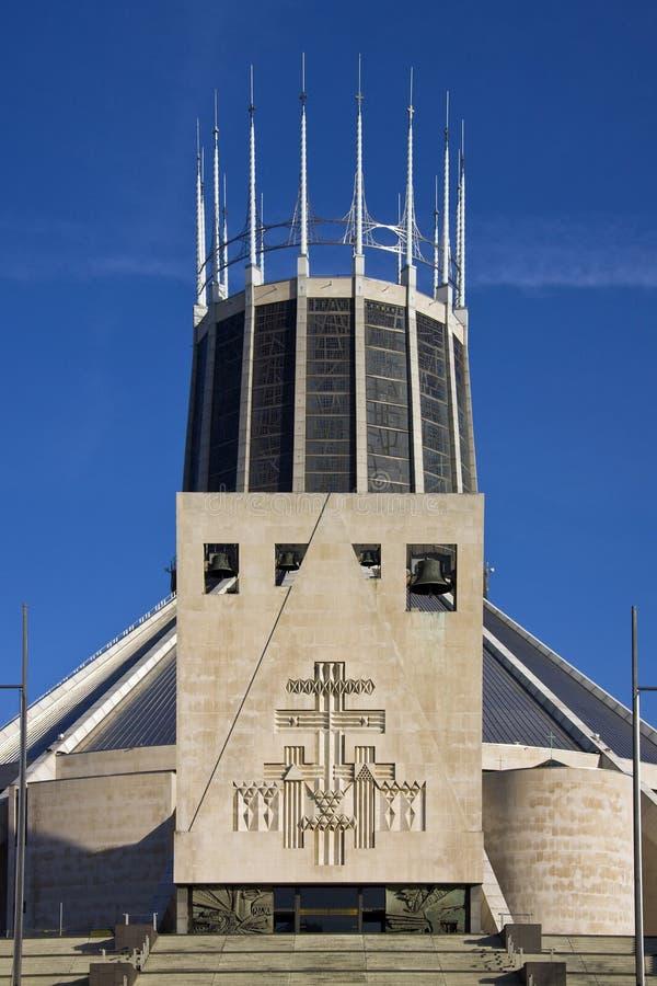 Catedral católico romano - Liverpool - Inglaterra