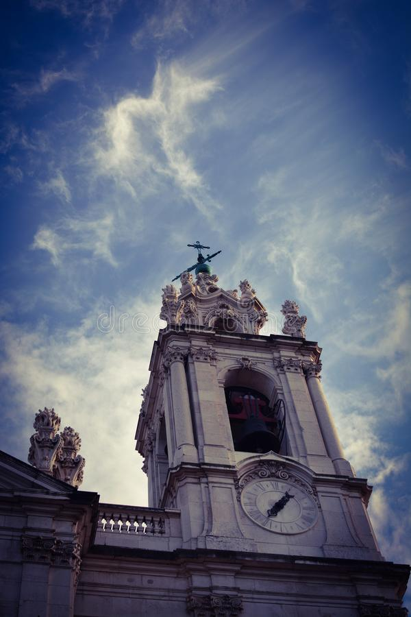 Catedral stock photo