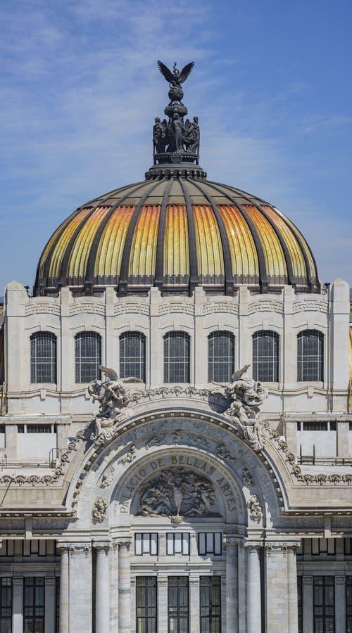Catedral da arte em México fotografia de stock