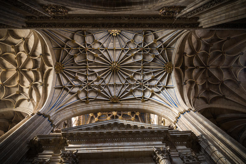 Catedral da igreja imagens de stock royalty free