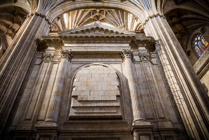Catedral da igreja foto de stock royalty free