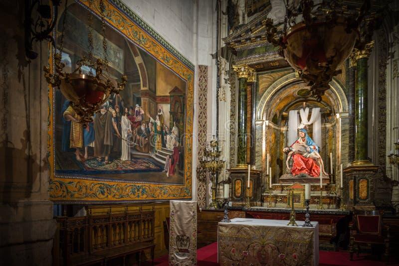 Catedral da igreja fotos de stock