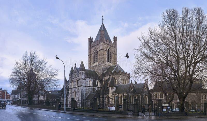 Catedral da igreja de Cristo fotos de stock royalty free