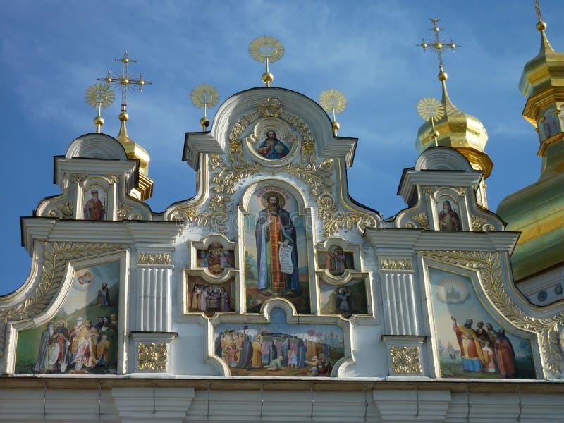 Catedral da suposição imagem de stock