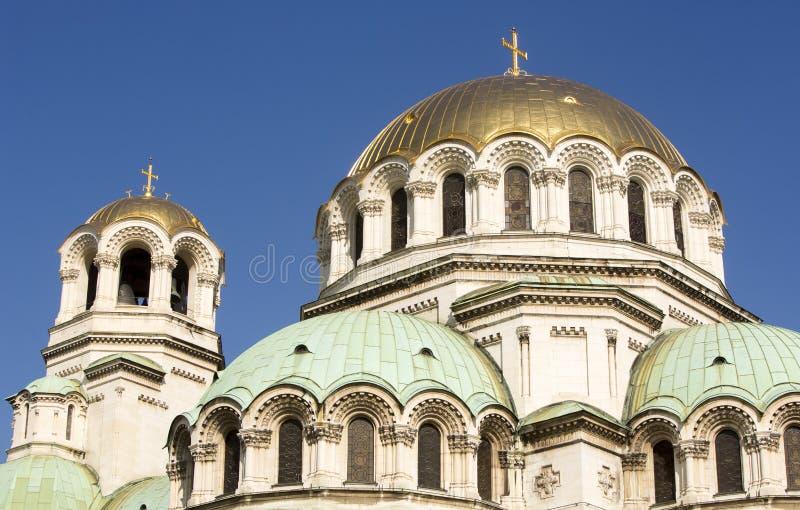 Catedral de Alexander Nevsky imágenes de archivo libres de regalías