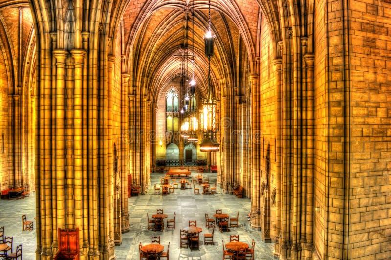 Catedral de aprender la universidad de Pittsburgh del sitio de la nacionalidad fotografía de archivo libre de regalías