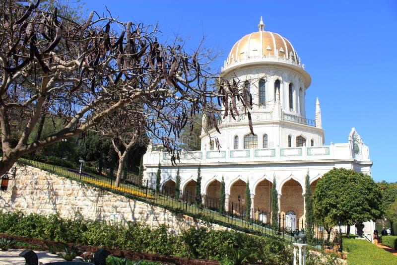 Catedral de Bahai imagenes de archivo