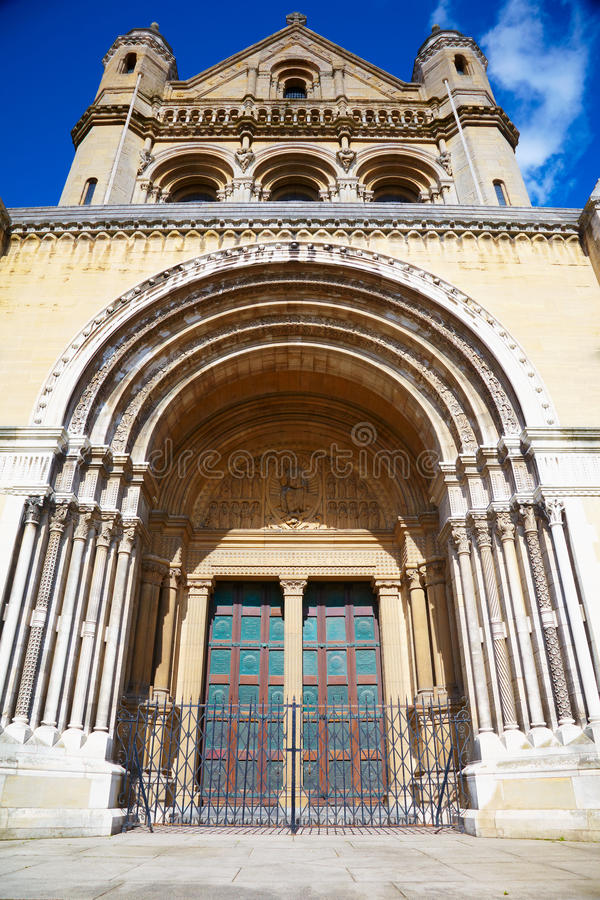 Catedral de Belfast fotos de stock