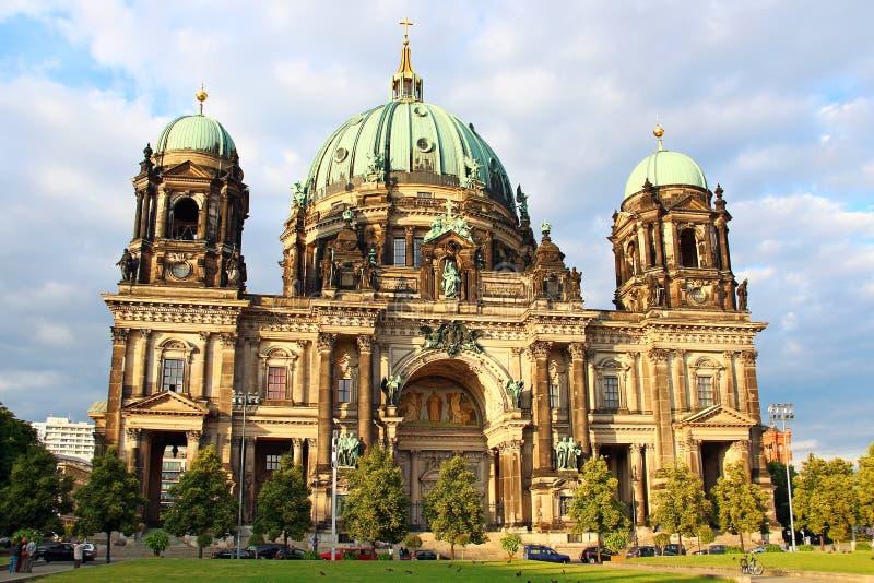 Catedral de Berlín, Alemania imagen de archivo libre de regalías