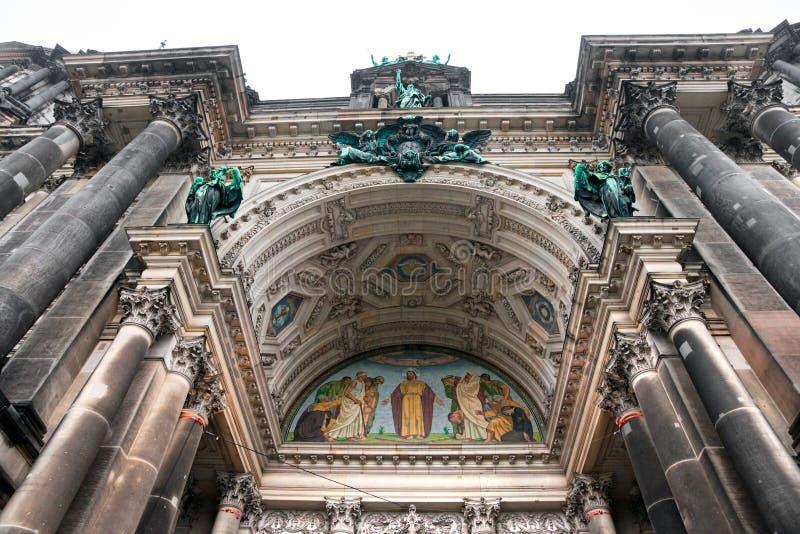 Catedral de Berlín, Berlín, Alemania. foto de archivo