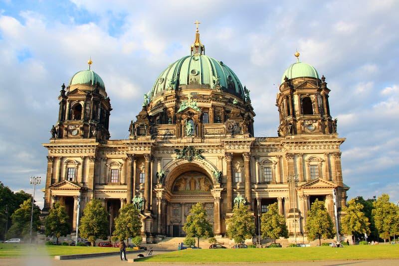 Catedral de Berlín, Berlín, Alemania fotografía de archivo libre de regalías