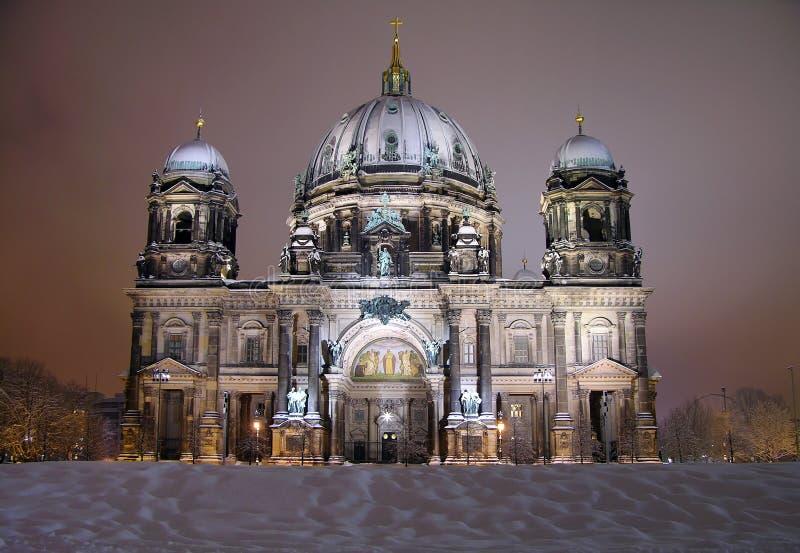 Catedral de Berlín (Dom) del berlinés, Alemania fotos de archivo