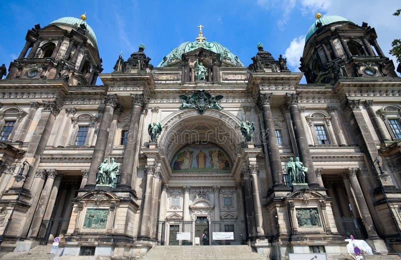 Catedral de Berlín (Dom) del berlinés, Berlín, Alemania imagen de archivo libre de regalías