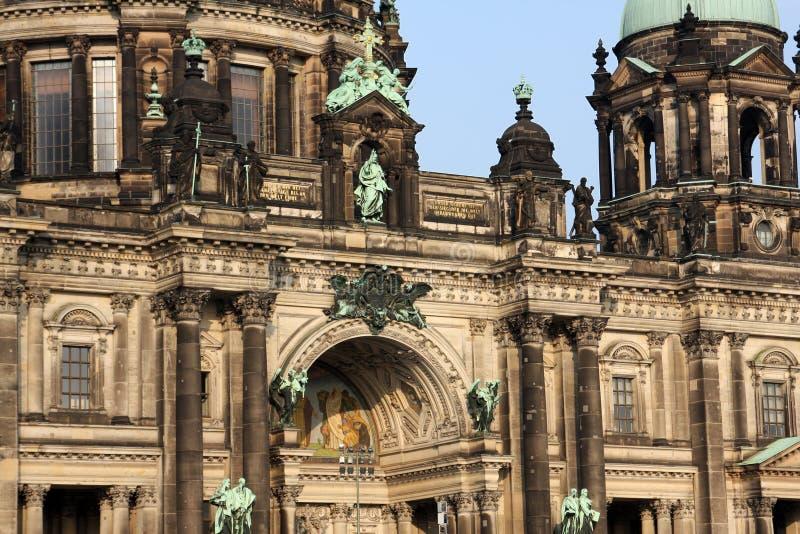Catedral de Berlim (os DOM do berlinês) foto de stock royalty free