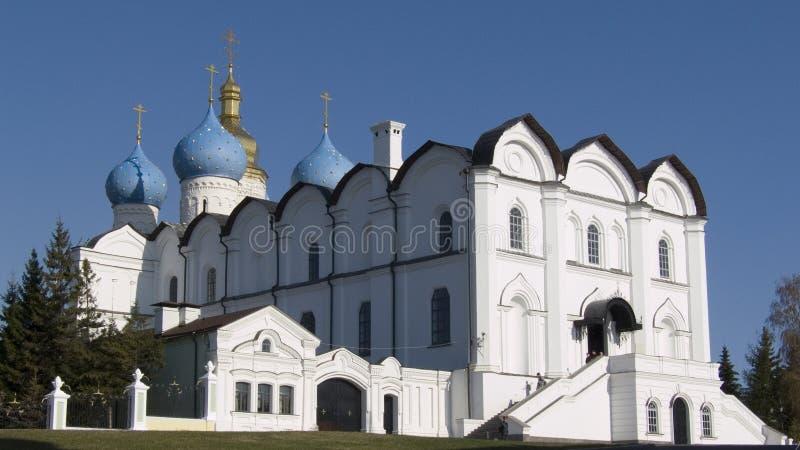 Catedral de Blagoveschenskiy. fotos de archivo