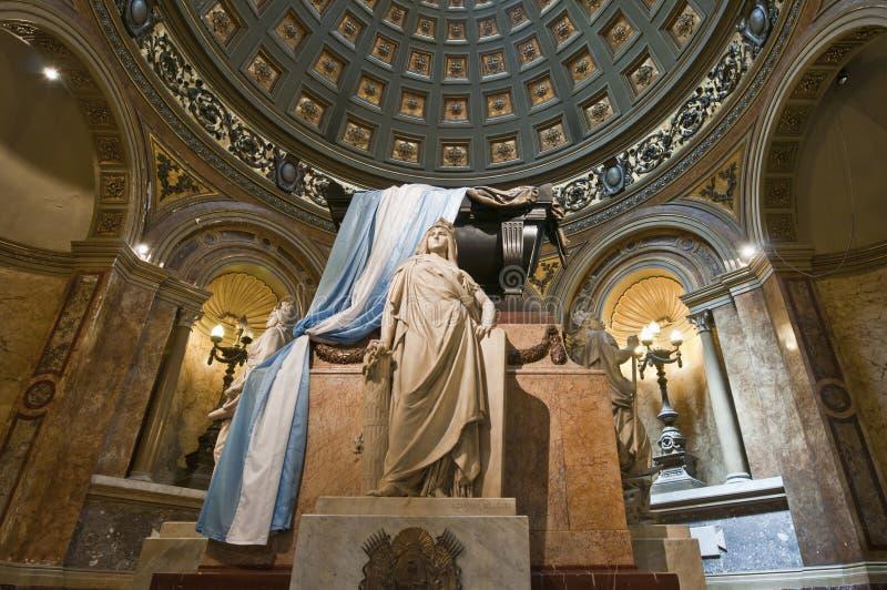 Catedral de Buenos Aires foto de stock royalty free