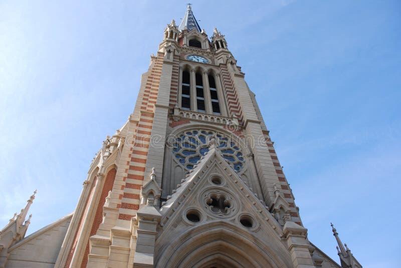 Download Catedral de Buenos Aires foto de archivo. Imagen de histórico - 7279186