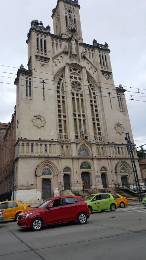 Catedral de C?rdoba imágenes de archivo libres de regalías