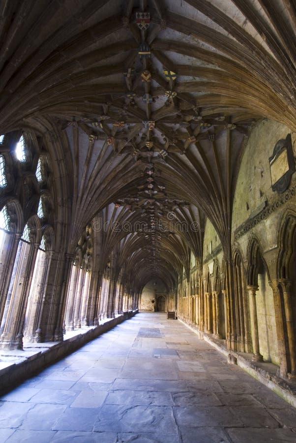 Catedral de Canterbury fotos de stock royalty free