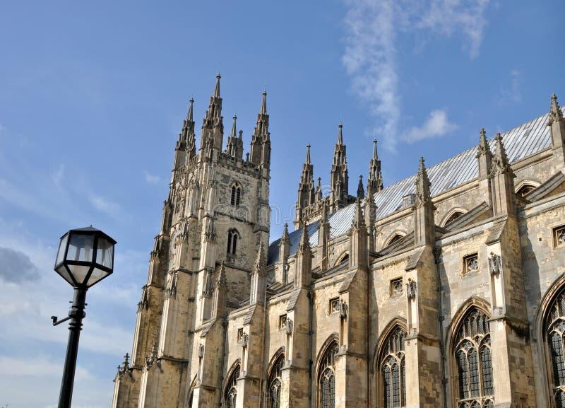 Catedral de Cantorbery imágenes de archivo libres de regalías