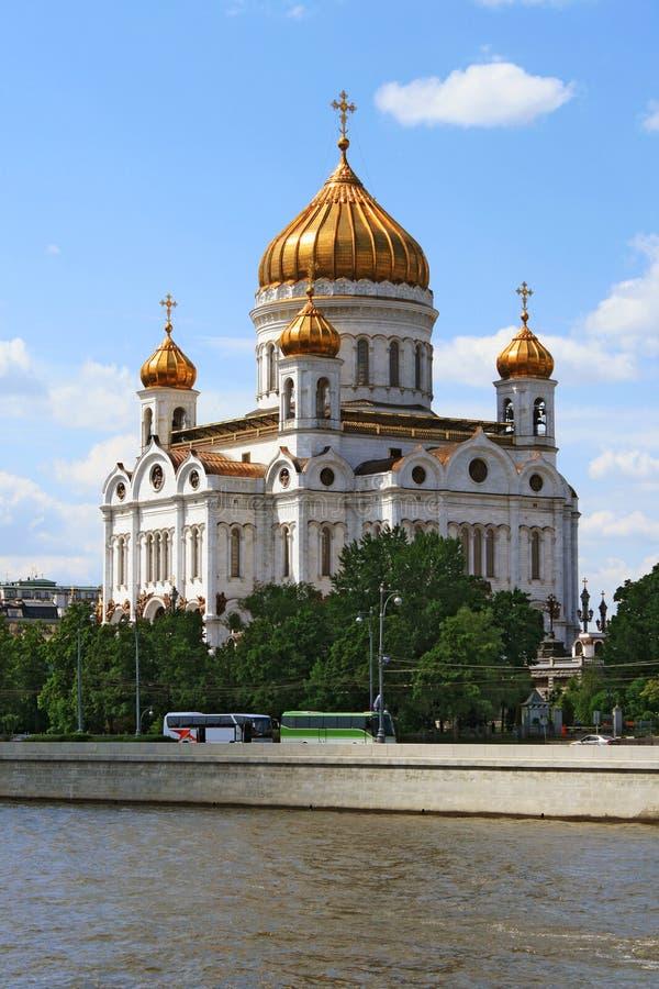 Download Catedral De Christ O Salvador Em Moscovo Imagem de Stock - Imagem de religião, christ: 26513437