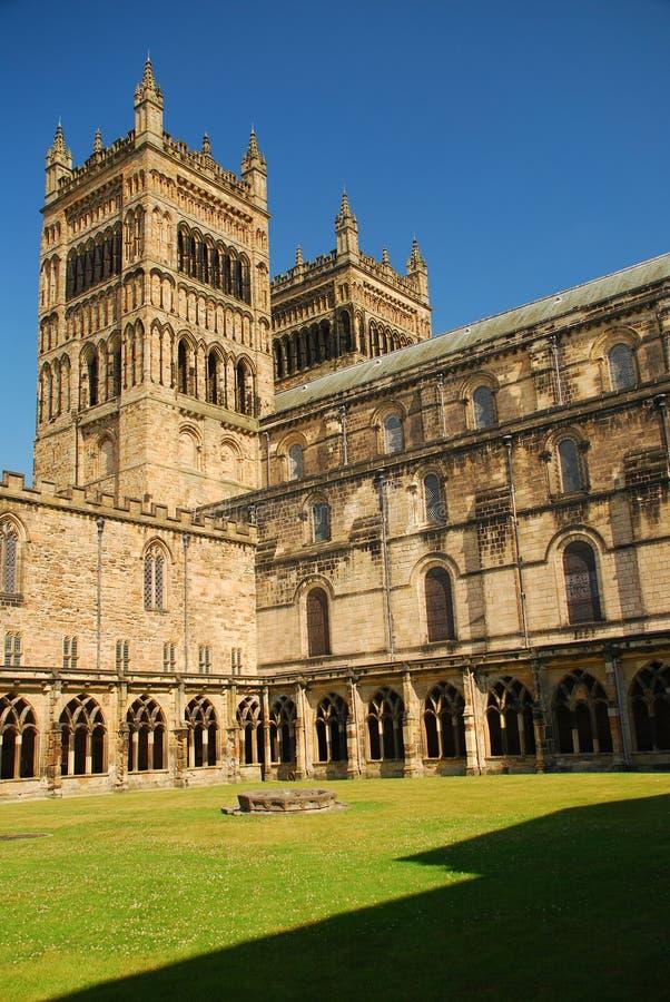 Catedral de Durham foto de archivo
