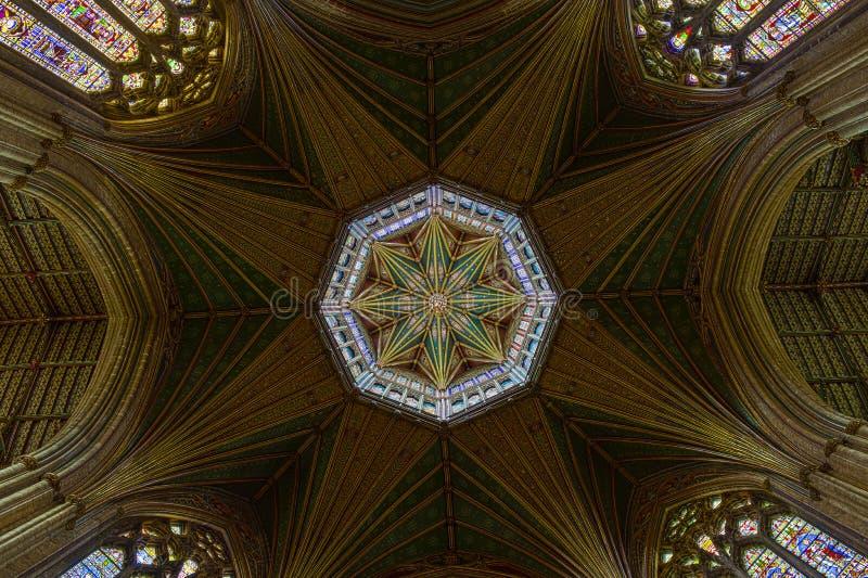 Catedral de Ely fotos de archivo