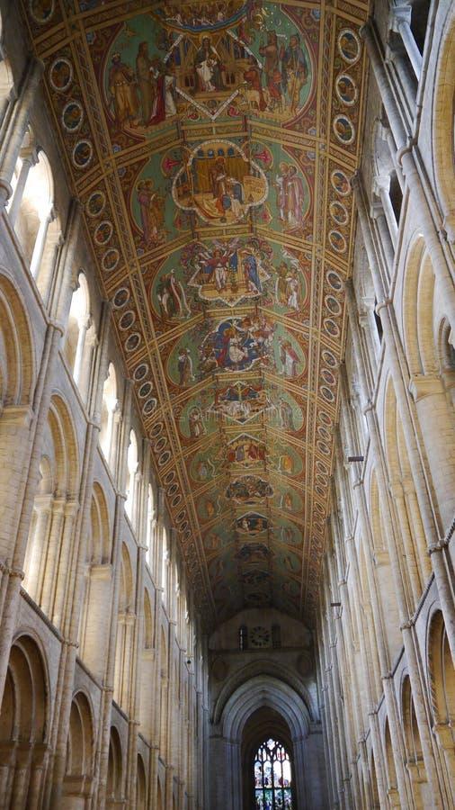 Catedral de Ely fotos de stock royalty free