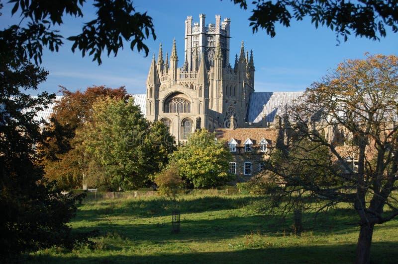 Catedral de Ely, Cambridgeshire, Inglaterra imágenes de archivo libres de regalías