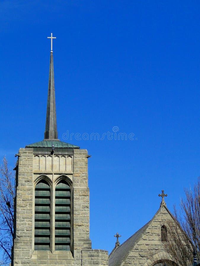 Catedral de Espiscopal de San Miguel fotos de archivo libres de regalías
