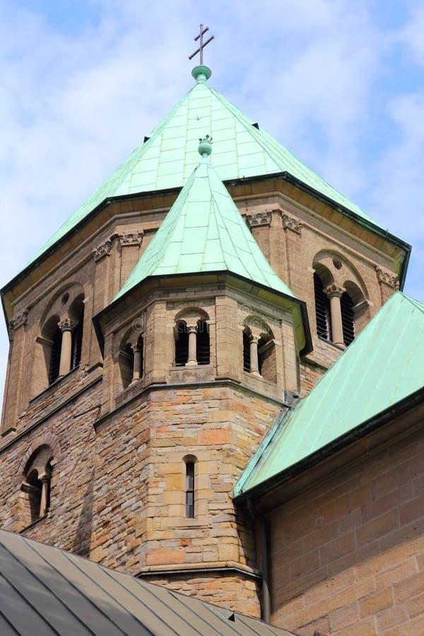 Catedral de Essen, Alemania imagenes de archivo