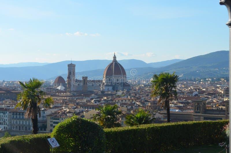 Catedral -1a de Florencia foto de archivo