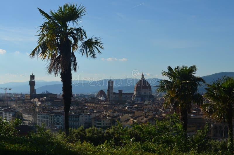 Catedral -1a de Florencia fotografía de archivo