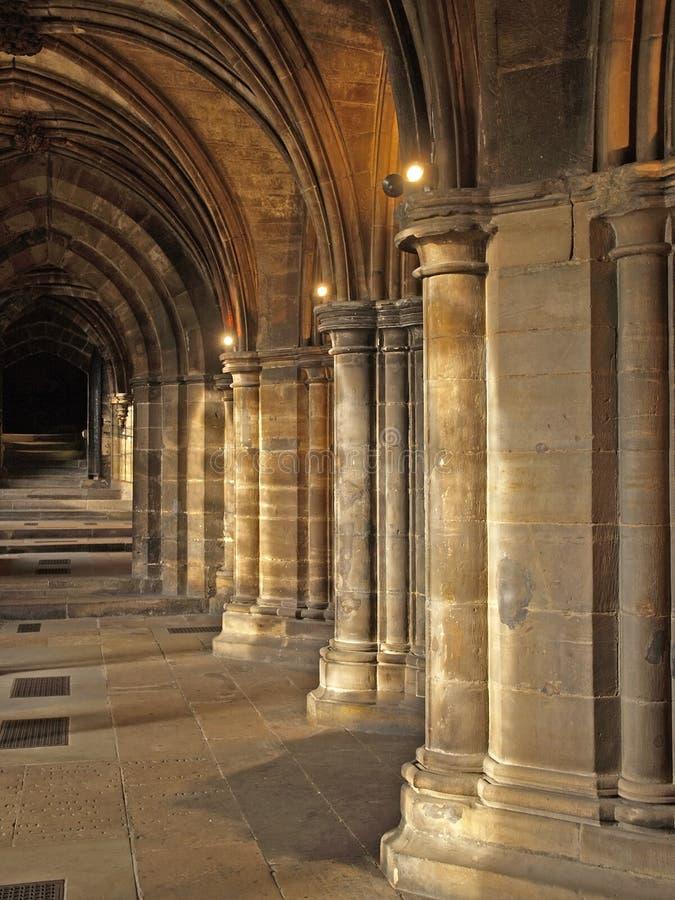 Catedral de Glasgow fotografía de archivo