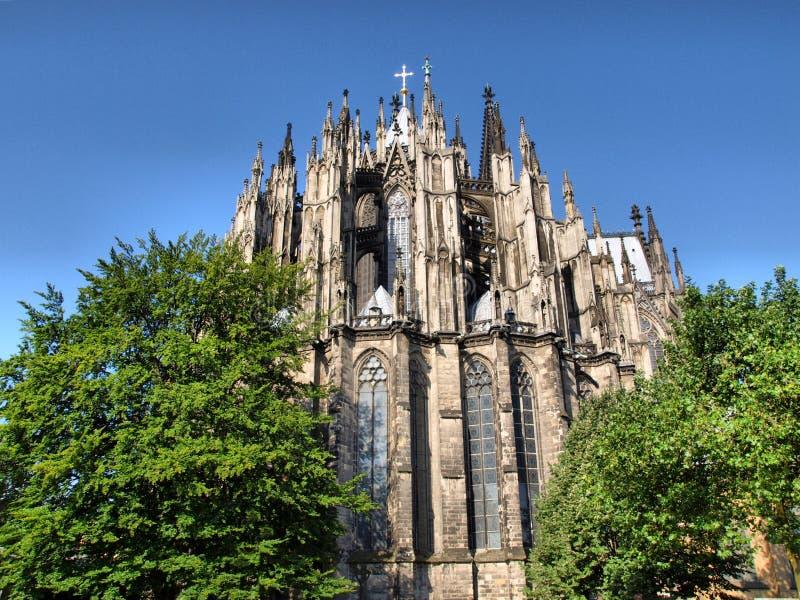 Catedral de Koeln imagen de archivo libre de regalías