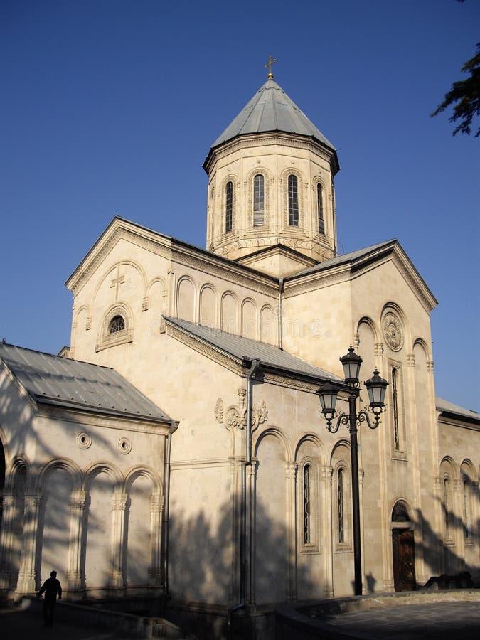 Catedral de Koshveti imagen de archivo libre de regalías