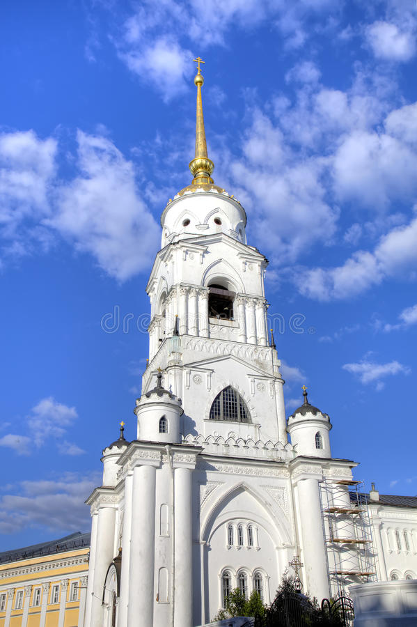 Catedral de la asunción foto de archivo libre de regalías